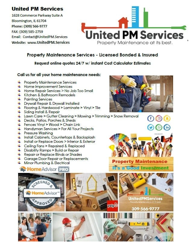 United PM Services Services