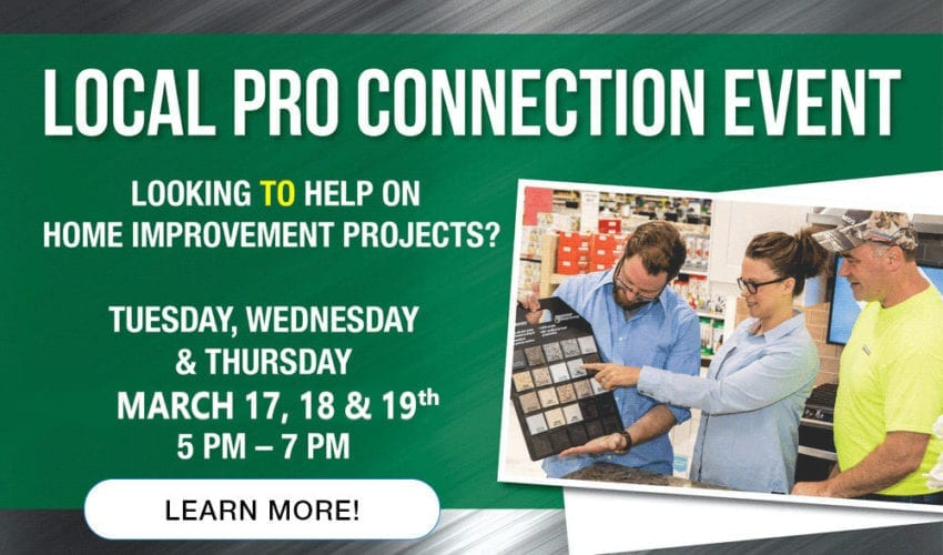 Local Pro Connection Event