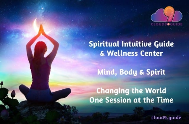 Spiritual Guide Services Provider - Metaphysical - Cloud 9 Guide